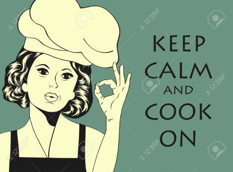 28093178-pop-art-woman-cook-illustration-in-vector-format-Stock-Vector
